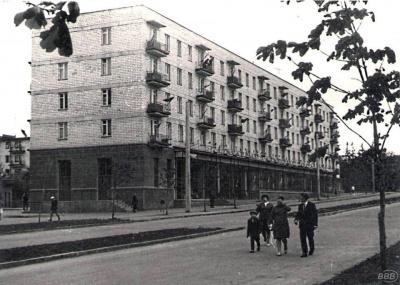 Невідома Буковина: як будували проспект у Чернівцях