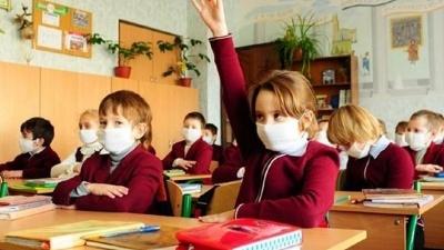 Через карантин менше школярів Чернівців хворіють на ГРВІ