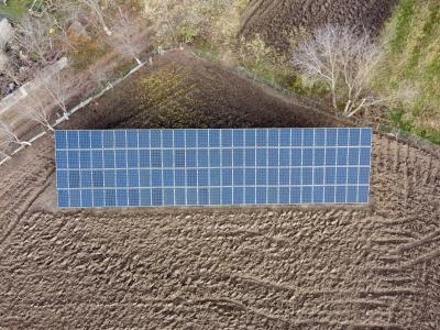 Сонячне майбутнє Буковини: збудовано нову мережеву СЕС у с. Щербинці*