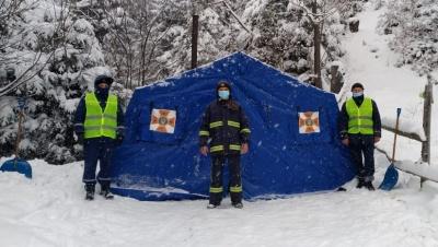 Буковинців врятують від лютих морозів у пунктах обігріву: перелік адрес