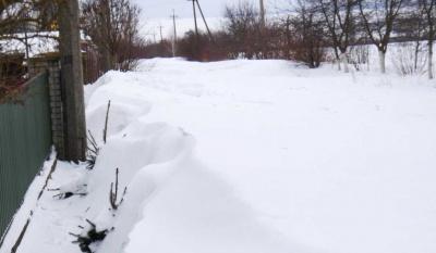 Відрізані від цивілізації: у містечку на Буковині десятки будинків у сніговій облозі - відео