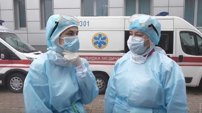 За минулу добу до лікарень Буковини через коронавірус госпіталізували 107 осіб