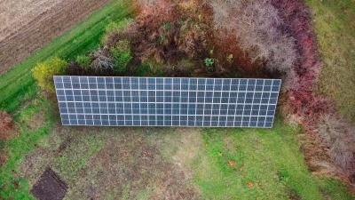 Сонячні кіловати посеред обійстя: реалізація сонячного проєкту у с. Топорівці*