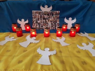 Ангели пам'яті: у Чернівцях пройдуть заходи до Дня Героїв Небесної Сотні