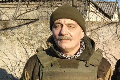 «Нам тебе не вистачатиме»: у Чернівцях помер доброволець «Павук»