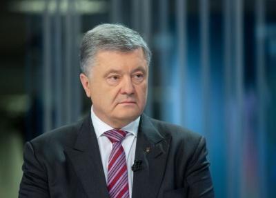 Порошенко офіційно став власником телеканалу «Прямий»