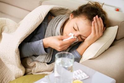 У трьох областях України перевищено епідпоріг захворюваності на грип та ГРВІ, включаючи коронавірус