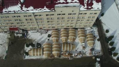 Спалах COVID-19 на Прикарпатті: в регіоні облаштовують блокпости
