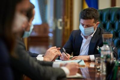 Зеленський підписав указ про санкції щодо Медведчука