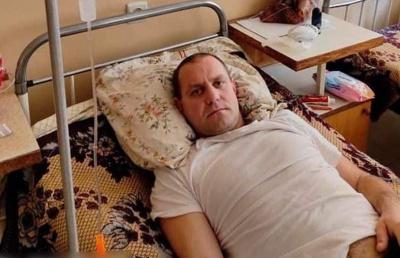 Потребує негайної операції: поліція Буковини просить допомогти врятувати життя поліцейського