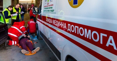 У Києві 20-річному хлопцю через бетономішалку відірвало ногу