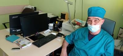 «Чотири місяці дихав через маску»: лікар з Буковини важко переніс коронавірус