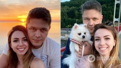 «Настя з Уханя» і глава ДМСУ Соколюк одружилися і пішли в салон тату – фото