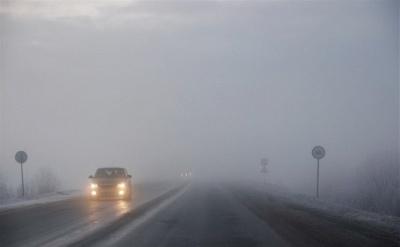 Поліція попереджає про туман на дорогах Буковини
