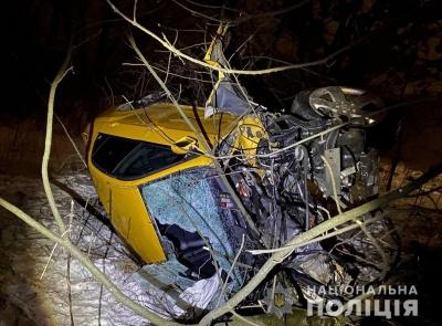 На Буковині за вихідні у ДТП травмувалося п'ятеро людей