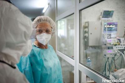 Коронавірус на Буковині: половина нових випадків - у Чернівцях
