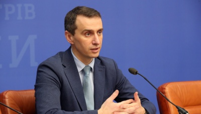 Ляшко обдзвонив лікарів, які першими в Україні вакцинувались від COVID-19