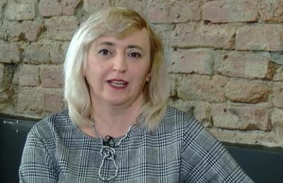 Головна архітекторка Чернівців стала ведучою на телебаченні – відео