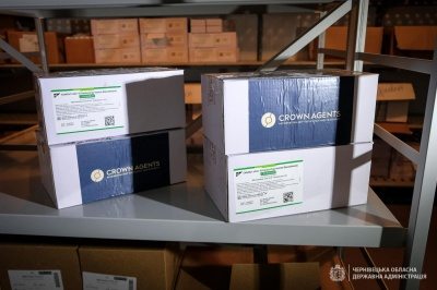 Пройшла всі перевірки: медик про вакцину від коронавірусу, яка прибула на Буковину