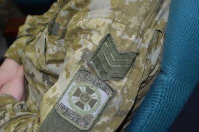 Протягом місяця кордон Буковини охороняли курсанти Нацакадемії Хмельницького