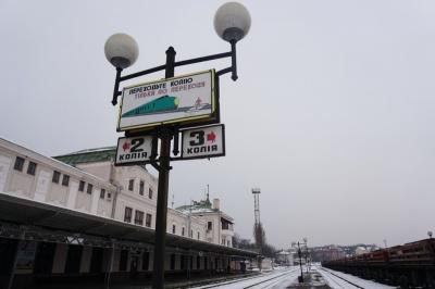 У Чернівцях міськрада просить Укрзалізницю не скорочувати потяги до Києва