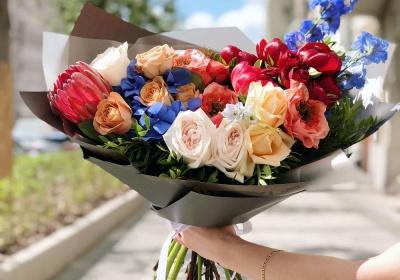 Як замовити доставку квітів онлайн*