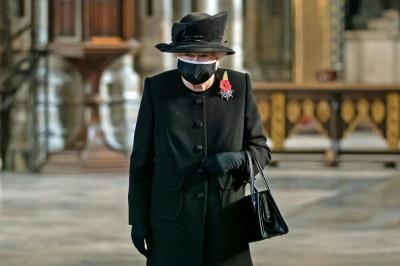 Єлизавета II поділилася враженнями про щеплення від коронавірусу