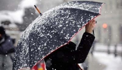 Буковину почне заливати дощами і снігом: синоптики змінили прогноз погоди