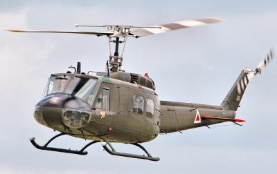 В Україні збиратимуть легендарні американські військові вертольоти