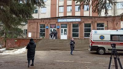 Як родичам дізнатися, куди відправили пацієнтів з лікарні у Чернівцях, де стався вибух