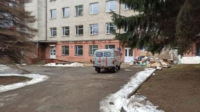 «Вилив спирт і загорівся»: назвали ймовірні причини пожежі у лікарні у Чернівцях