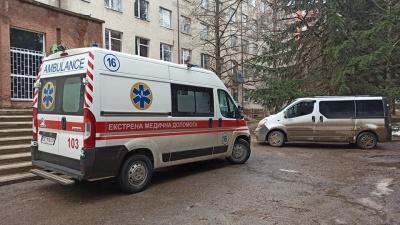 Стало відомо, через що спалахнула пожежа у лікарні Чернівців