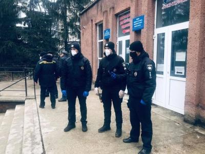 Поліція назвала ймовірну причину пожежі у «ковідній» лікарні Чернівців