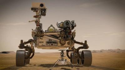 «Марс стане нашою другою домівкою»: викладач ЧНУ досліджує поверхні небесних тіл