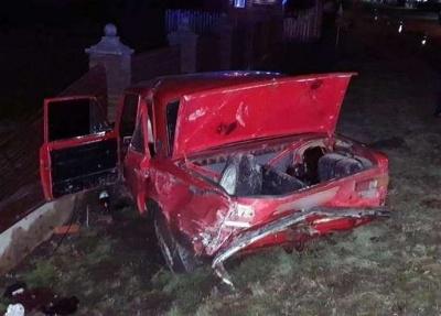 Смертельна ДТП на Буковині: п'яний водій в'їхав в огорожу