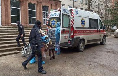 Трагедія у «ковідній» лікарні Чернівців: назвали версії вибуху