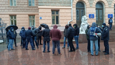 У Чернівецькій ОДА відреагували на «карантинний» пікет: проситимуть уряд про компенсації