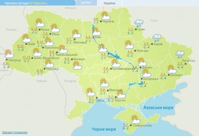 Різка зміна погоди: синоптики прогнозують «плюсову» температуру на Буковині
