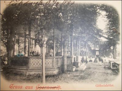 Невідома Буковина: ресторан на горі Гарбуз, де полюбляли сидіти депутати