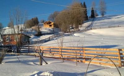 У Чернівецькій області зафіксували 16-градусний мороз – фото