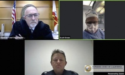 Пластичний хірург підключився до онлайн-засідання суду з операційної