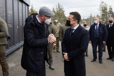 Європейські партнери підтримують Україну у проведенні судової реформи, - Зеленський