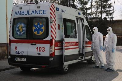 Сумний рекорд: минулої доби до лікарень Буковини через коронавірус госпіталізували 161 особу
