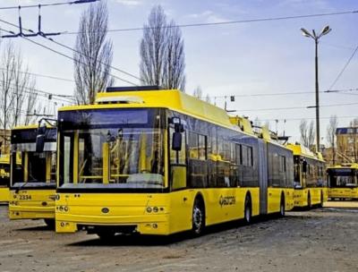 Чернівці отримають 20 нових тролейбусів-«гармошок»: заступник Клічука обнадіяв планами влади
