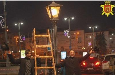 Через «червону зону» на вулиці Кобилянської у Чернівцях не запалять ліхтар