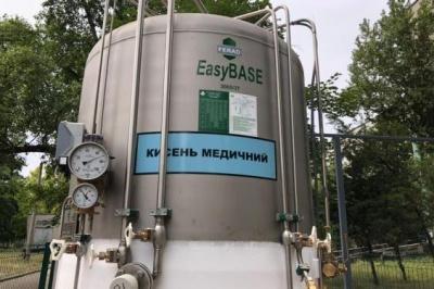 У лікарні на Буковині загорілась киснева станція