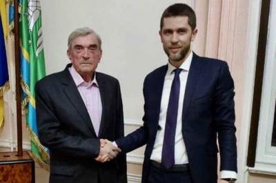 Колишній багаторічний голова Чернівецької облради став радником чинного голови