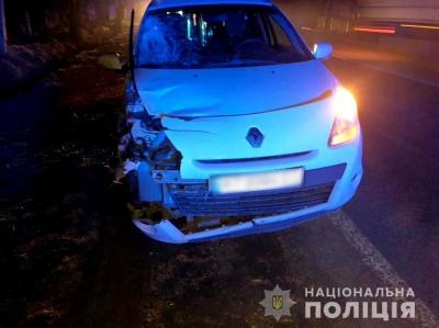 Смертельна ДТП на Буковині: Renault збив пішохода