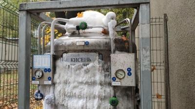 Пожежа на кисневій станції на Буковині: яких збитків завдав вогонь