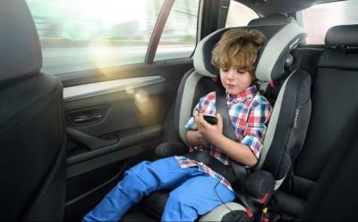 В Україні почали діяти нові правила перевезення дітей в автомобілях: увагу будуть звертати на зріст